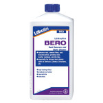 Lithofin Bero rust remover remove iron stains on patio and path