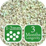 Seed Starter Fertiliser 3 months longevity 1-2mm granules