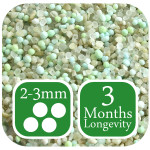 Ultimate Spring Summer Lawn Fertiliser with XCU controlled release nitrogen 2-3mm graded granules