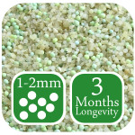 Ultimate Spring Summer Lawn Fertiliser with XCU controlled release nitrogen 1-2mm mini granules