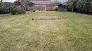 Scarification Sharpes Lawncare
